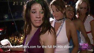 Graphic Upskirt Closeups & Mamma Flashing At Spring Uncivilized Tour - DreamGirlsMembers