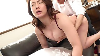 GVH-063 Son-in-law Aiming For Too Crooked Big Tits Of H