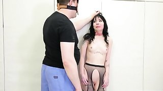 Milf anal creampie bondage and extreme insertion This is