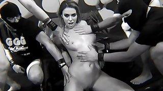 Libertine whores hot sex videotape