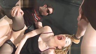 Piss drinking slut gets banged