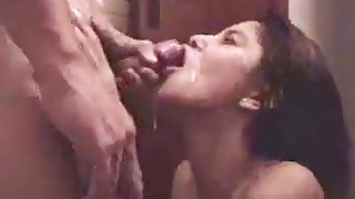 Indian GF waits for cum to drink
